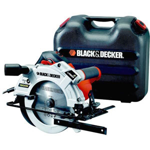 Дисковая пила Black&Decker KS 1600 LK