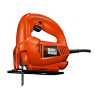 Лобзик Black&Decker KS 495